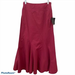 Jeanology collection maxi skirt
